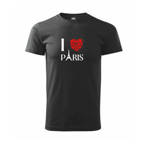 I have never been to Paris - Triko Basic 4XL