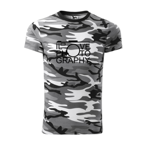 I love photography - Army CAMOUFLAGE
