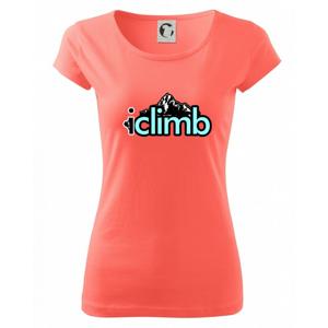 Iclimb - Pure dámské triko