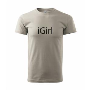 iGirl - Heavy new - triko pánské