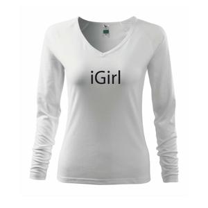 iGirl - Triko dámské Elegance