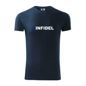 Infidel nápis - Viper FIT pánské triko