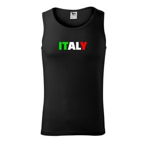 Italy Nápis - Tílko pánské Core