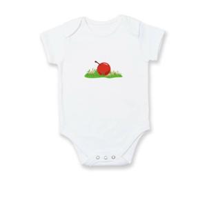Jablko nepadá daleko od stromu - Body kojenecké