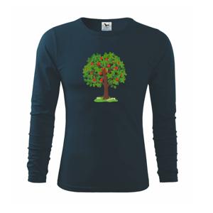 Jablko nepadá daleko od stromu - Triko s dlouhým rukávem FIT-T long sleeve