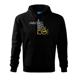 Jablonec nad Nisou 150 let - Oslavuji svoje město - Mikina s kapucí hooded sweater