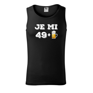 Je mi 50 pivo - Tílko pánské Core
