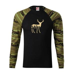 Jelen a pohoří - Camouflage LS