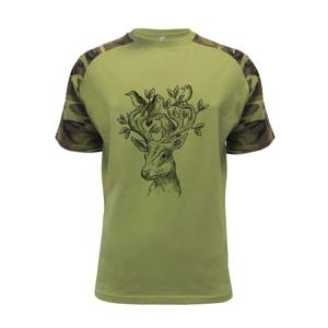 Jelen ochránce přírody - Raglan Military