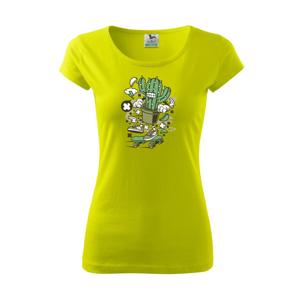 Jezdicí píchatko - Pure dámské triko