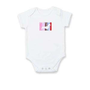 Jezevčík Rozteklý nápis - Body kojenecké