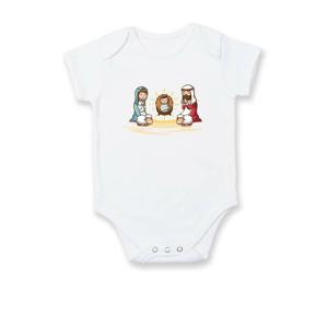 Ježíšek v jesličkách - Body kojenecké