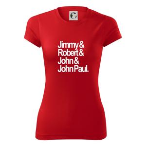Jimy Robert John John Paul - Dámské Fantasy sportovní (dresovina)
