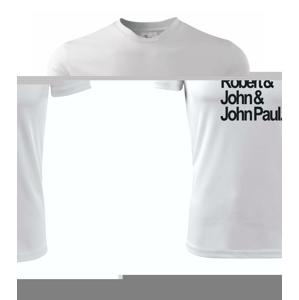 Jimy Robert John John Paul - Pánské triko Fantasy sportovní (dresovina)