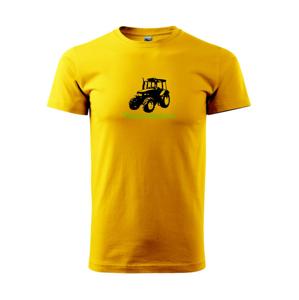 John traktorista - Heavy new - triko pánské
