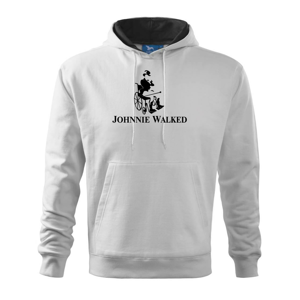 Johnnie Walked - Mikina s kapucí hooded sweater
