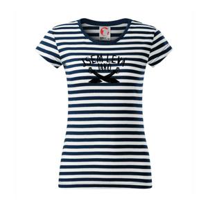 Jsem levej jako šavle - Sailor dámské triko