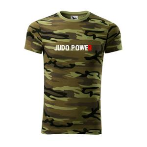 Judo power - Army CAMOUFLAGE
