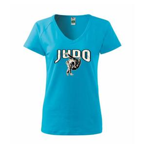 Judo v boji - Tričko dámské Dream