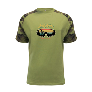 Just ride mountain bike - Raglan Military