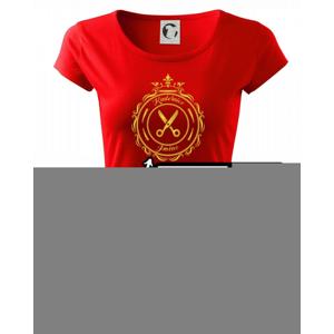 Kadeřnice jméno - Pure dámské triko