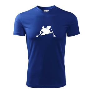 Kanoe dvojka - Dětské triko Fantasy sportovní