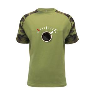 Káva jako palivo - Raglan Military