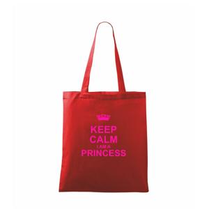 Keep calm i am a princess - Taška malá