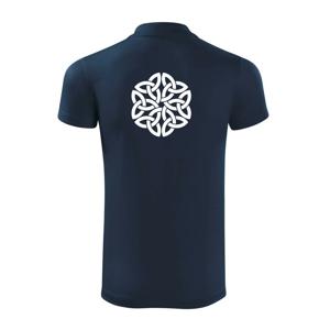 Keltský ornament - Polokošile Victory sportovní (dresovina)