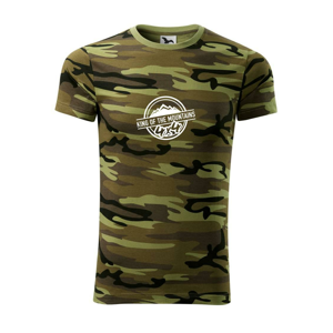 King of the Mountains - Army CAMOUFLAGE
