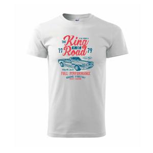 King Of The Road - Triko Basic Extra velké