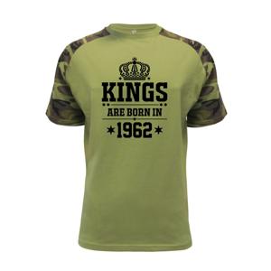 Kings are born in 1962 - Raglan Military