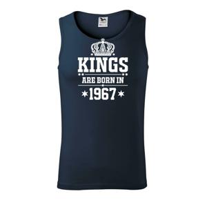 Kings are born in 1967 - Tílko pánské Core
