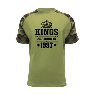 Kings are born in 1997 - Raglan Military