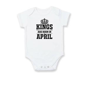Kings are born in April - Body kojenecké