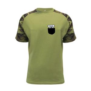 Koala v kapse - Raglan Military