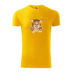 Kočka baf - Viper FIT pánské triko