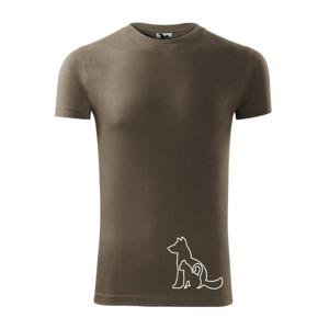 Kočkopes - Replay FIT pánské triko