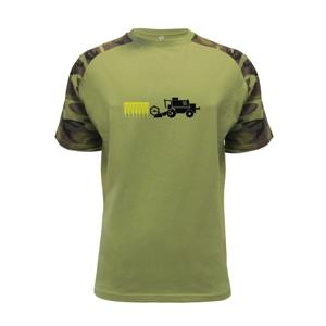 Kombajn sklizeň - Raglan Military