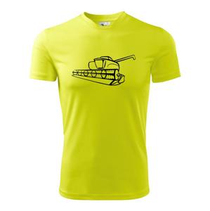 Kombajn velký - Pánské triko Fantasy sportovní (dresovina)