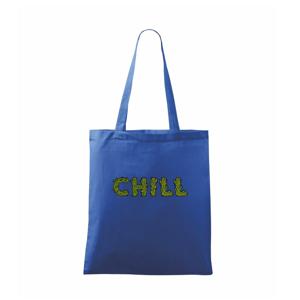Konope nápis chill - Taška malá