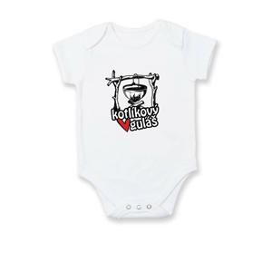 Kotlíkový guláš - Body kojenecké