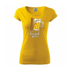 Kousek piva - Pure dámské triko