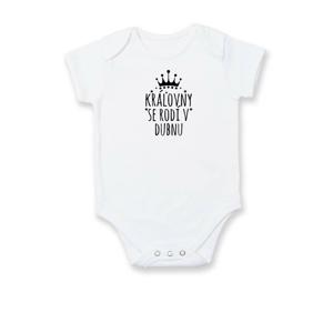 Královny se rodí v dubnu - Body kojenecké