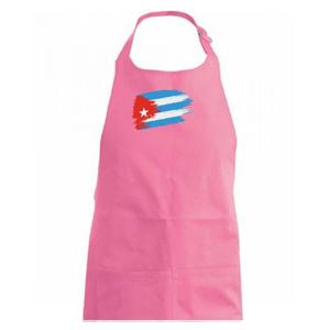 Kuba vlajka - Zástěra na vaření