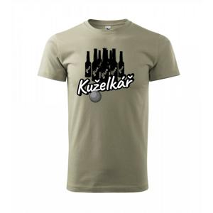 Kuželkář / kuželkářka pivo - Triko Basic Extra velké