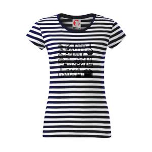 Laboratoř - ikony - Sailor dámské triko