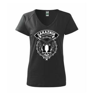 Lebka garážník - Tričko dámské Dream