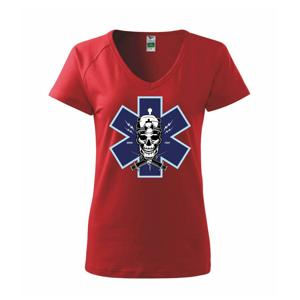 Lebka lékař - Tričko dámské Dream