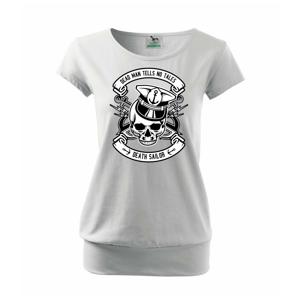 Lebka námořník - Volné triko city